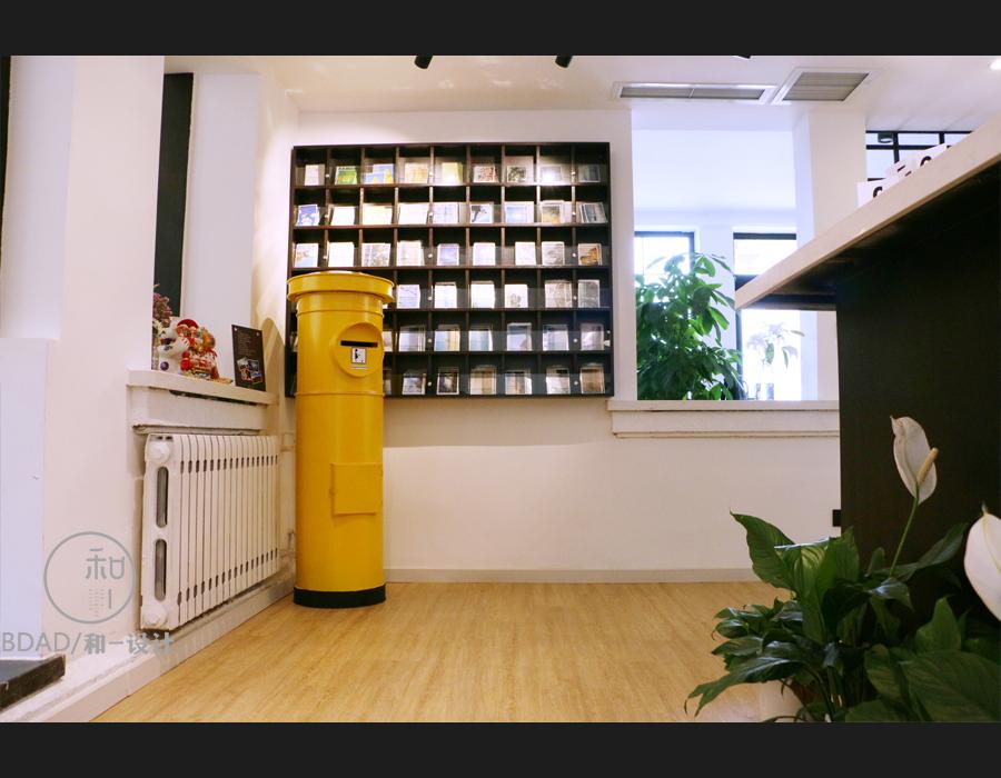 八月小馆(实景)_青岛高端室内设计_青岛餐饮设计_和一